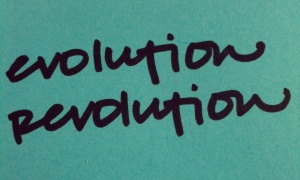 evolution-revolution